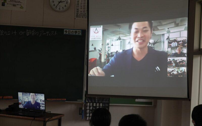 富田中学校でのワークショップ開催 (活動レポート Vol.1)